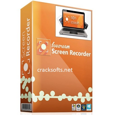 IceCream Screen Recorder Pro 5.99 Crack + Key 2020 Latest [Win + Mac]