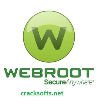 Webroot SecureAnywhere AntiVirus Crack 9.0.26.61 + Key 2020