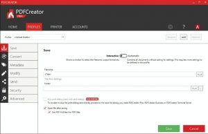 PDFCreator 4.2.0 Build 29295 Crack + Serial Keygen Free Download 2021